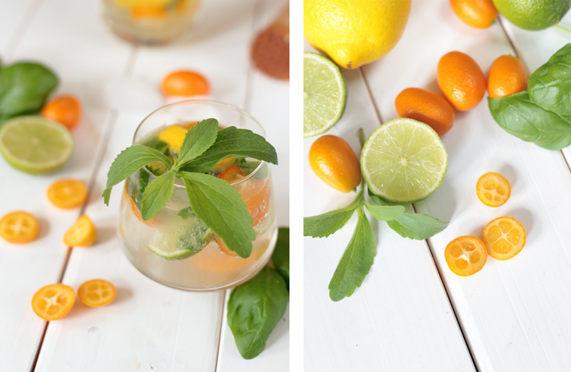This gin and citrus cocktail tastes amazingly light and fresh. It's ...